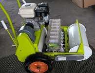 Самоходная овощная сеялка бензиновая 7 рядов NTA 7sf