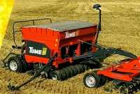 TUME - Nova Combi 4000 механическая зернотуковая сеялка