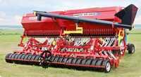 Зерновая механическая сеялка AGRATOR-DISK 6000