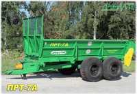 Машина для внесения твердых органических удобрений ПРТ-7А