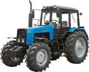 Трактор колесный МТЗ_1221.2 (BELARUS-1221.2)