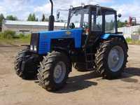 Поставляем трактора МТЗ 1221