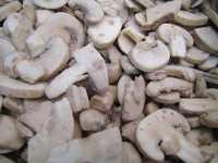 Шампиньоны (резаные) замороженые