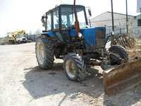 Трактор МТЗ 82 с барой