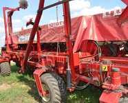 Сеялка Giorgi D-10 для нулевой технологии (2008 год)