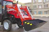 Трактор МТЗ 320.4 с двигателем Lamborgini : продажа, цена.