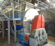 Роторно-трубчатая сушильная установка РТС 200 дробины кека барды