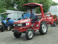 Японский мини трактор ХОНДА TX18 - 1000291