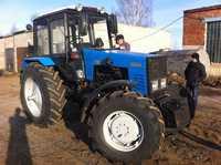 Трактор МТЗ-1221(Беларус)