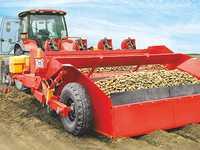 Лента высаживающего аппарата для картофелесажалки CK4