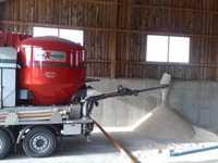 Услуги по приготовлению комбикорма на передвижной установке МКЗ-3214